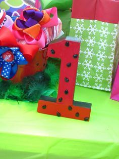 Watermelon Birthday Party Highchair Banner by BowHeadBittyBottom, $13.00