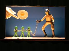 Join Wppuppet Theatre at the Festival of Animated Objects this March 2015 in Calgary. Many great performances like White Like Me: A Honky Dory Puppet Show by Paul Zaloom. For more info check out www.animatedobjec... #puppetpower