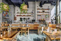 One Life Kitchen & Cafe by Studio EM, Dubai – UAE » Retail Design Blog