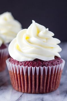 Best Red Velvet Cupcake recipe Ive tried Nice and moist the