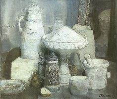 Imants Vecozols, Still Life painting