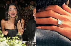 The best celebrity engagement rings - Fashion Quarterly