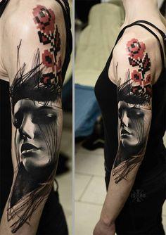 follow the colours tattoo friday Timur Lysenko                                                                                                                                                                                 Mais