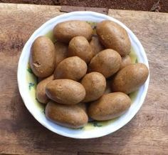 Atagwah (Peanut Rolls) (Cameroon) | International Food