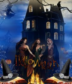Halloween ! - made by BabySavira Mababe with Bazaart #collage