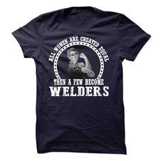 Welder T-Shirts, Hoodies. Check Price Now ==► https://www.sunfrog.com/LifeStyle/Welder-54707242-Guys.html?41382