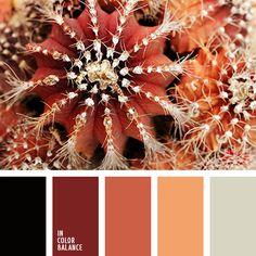 Цветовая палитра №3486