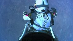 """The live stream of Felix Baumgartner's space jump broke a record for the """"most concurrent views ever on YouTube."""""""
