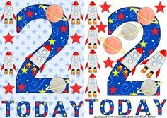 Two Today Space A5 decoupage