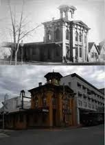 Gettysburg Train Station THEN & NOW