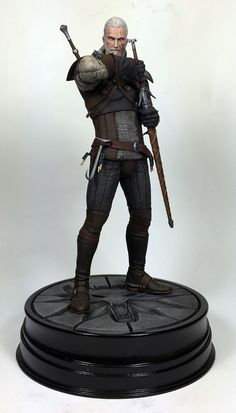 Dark Horse and CD Projekt Red Launch 'Witcher' Collectibles - Bounding Into Comics