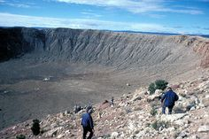 Meteor Crater AZ - Google Search