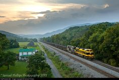 RailPictures.Net Photo: NS 1069 Norfolk Southern EMD SD70ACe at Kumis, Virginia by Samuel Phillips
