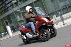 Peugeot Metropolis 400, l'alternative française aux tricycles italiens
