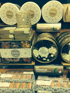 Eid gifts in Woolworths