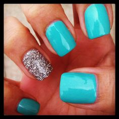 My spring nails :)