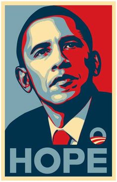 We HOPE you decide to get this awesome poster :) Street artist Shepard Fairey's unique art from Barak Obama's 2008 Presidential Campaign! Ships fast. 11x17 inches. Need Poster Mounts..?                                                                                                                                                                                 More