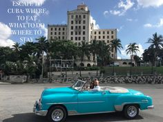 Part 1 Cuba Travel Guide: A must read if you're traveling to Cuba!