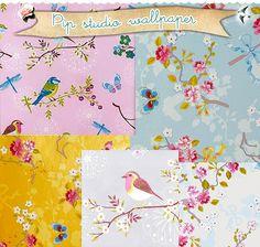 pip wallpaper by Green Nest, via Flickr