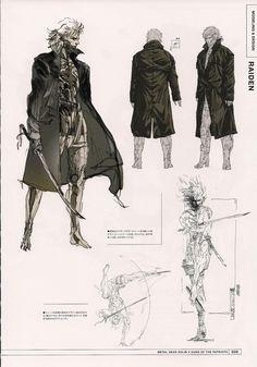 Raiden Concept 9