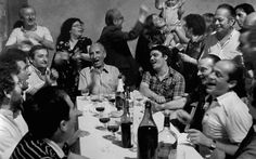 Gather round the table and eat and drink and laugh...that is how to live life. - Ginn Do you want a meaningful or a happy life? – Roy F Baumeister – Aeon