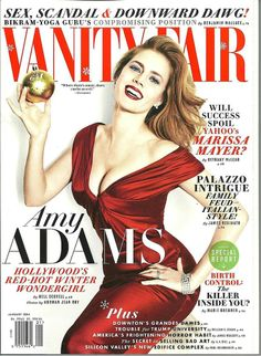 AMY ADAMS VANITY FAIR JANUARY 2014