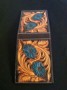 Will Boedeker Custom Leather | Wallet Gallery