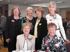 Beta Omicron has an annual Alumnae Brunch honoring the alumnae reaching lots of milestones and keeping the sisterhood strong.