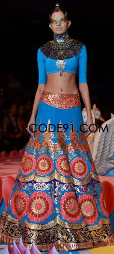 http://www.barcode91.com/designers/manish-arora-1.html Manish Arora collection at the PCJ Delhi Couture week 2013