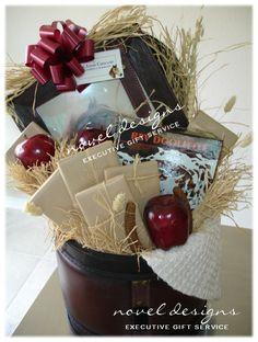 Custom Horse Lovers Gift Basket