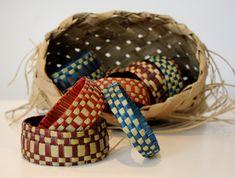 Rod Moffat Kura Gallery Aotearoa Art Design Woven Harakeke Flax Bangle