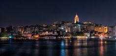 Istanbul @ night
