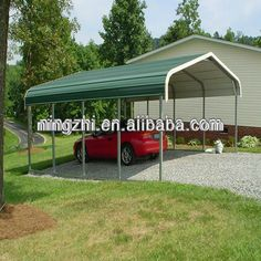 Charming #canopy Carport Kits, #portable Carport, #cheap Carports