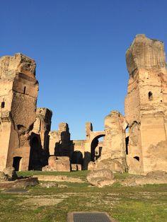 Termas de Caracala - Roma IT