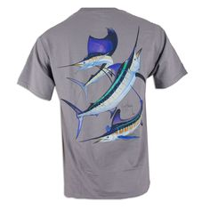 10a34f14aba63 Guy Harvey Grand Slam T-Shirt available @ the Mossy Oak store Foley,Al