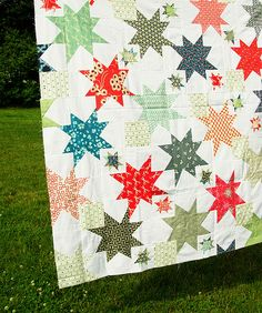 WIP Wednesday: Guest Hosted by Natalie from Greenleaf Goods by Freshly Pieced