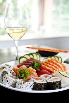 #sushi#lisbon#lisboa# Up to sushi in America Diamonds Hotel