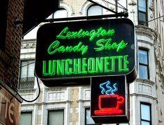 Lexington Candy Shop Luncheonette