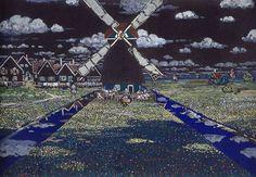 Mulino a vento (opera di Kandinsky)