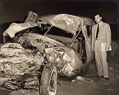 Ben Hogan survived this accident in 1949 won US Open at Merion in 1950
