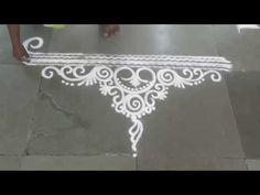 Sanskar Bharati Rangoli Basic Design Diwali special small rangoli Special…