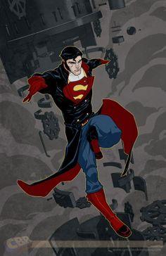 Superman #28 (por Jeff Wamester)