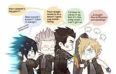 Final Fantasy XV ||2/2|| #ffxv
