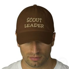 SCOUT LEADER hat  *Promote Lykens-Luzesky T-shirts for CASH.