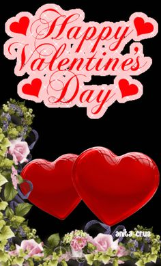 Happy Valentine Gif, Happy Valentines Day Quotes Love, Valentines Gif, Valentines Day Messages, Valentines Greetings, Beautiful Flowers Images, Beautiful Love Pictures, Hug Quotes, Valentine's Day Quotes