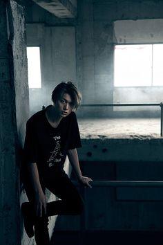 Toru Yamashita from one ok rock