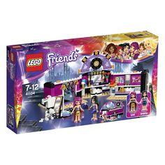 Lego Friends Popstar Garderobe 41104 Verpackung