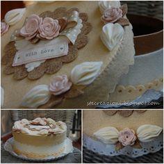 scatola torta