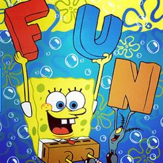 F= Is for friends that won't let u down U= Is for u and me N=is anywhere, anytime only u and me Down Here In The Big Blue Sea!!