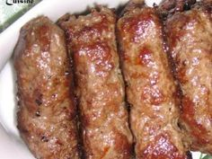 Cevapcici, Receita Petitchef Bulgarian Recipes, Russian Recipes, Kebab Recipes, Casserole Dishes, My Favorite Food, Food Photo, Food Inspiration, Chicken Recipes, Sandwiches